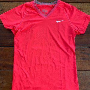 Nike Pro Combat Dri-Fit (Salmon) Workout Shirt